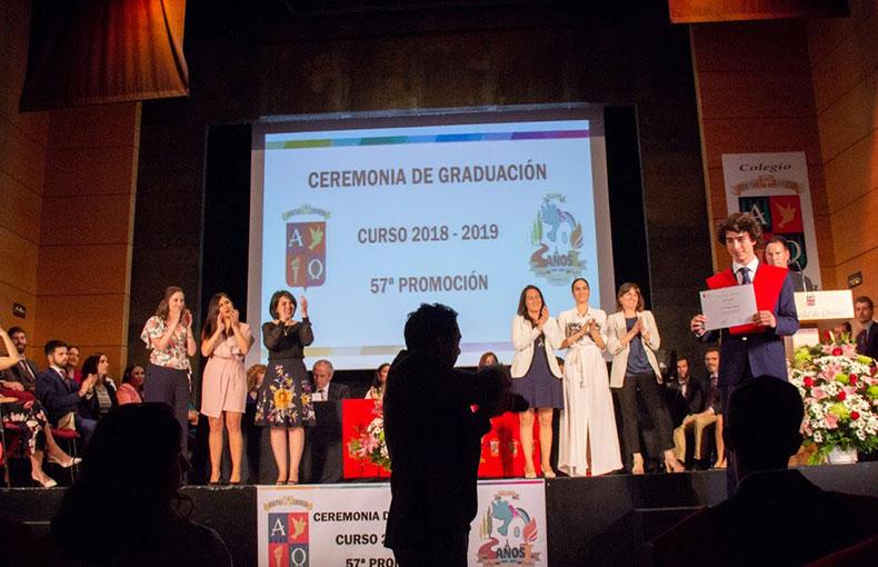 Graduación Bachillerato Alameda