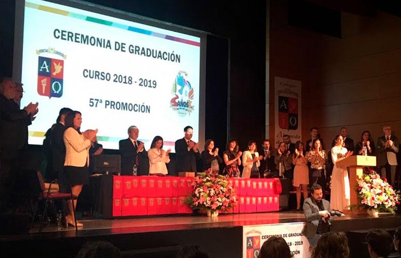 Graduación Colegio Alameda