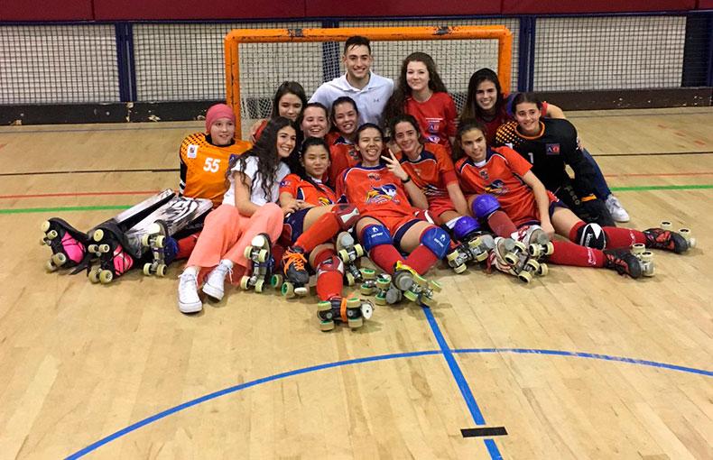 Hockey Alameda Madrid