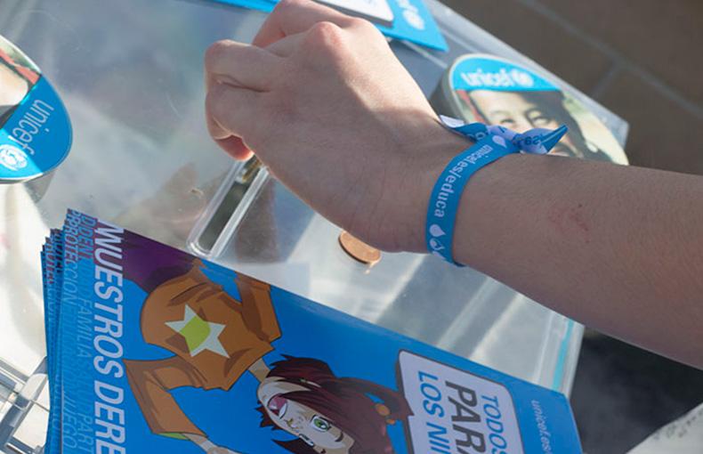 Alameda Solidaria Unicef