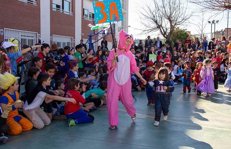 Desfile de Carnaval Alameda