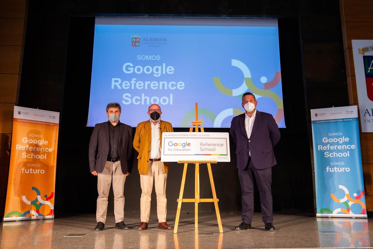 Google Reference School