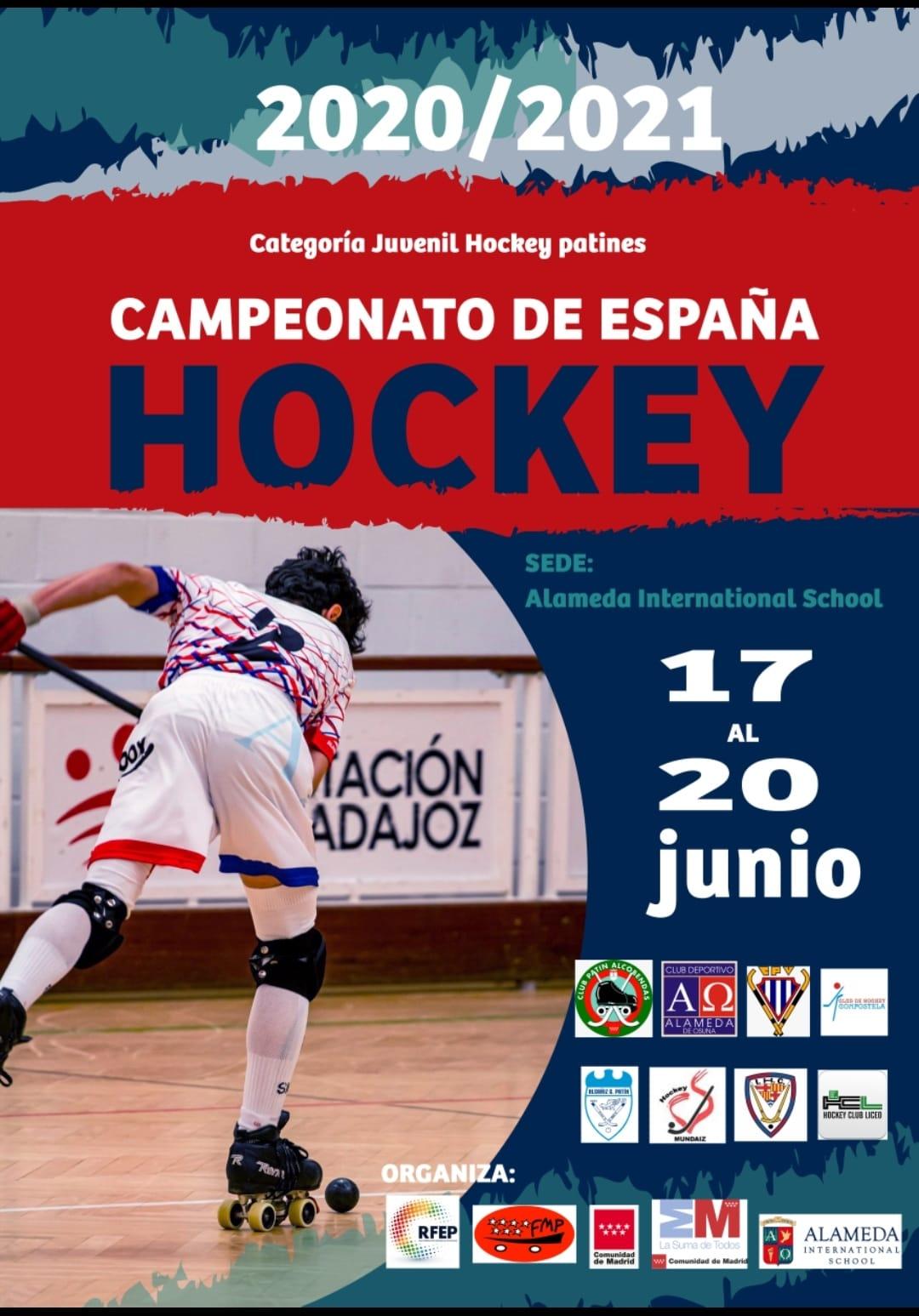 Campeonato de España Hockey sobre patines